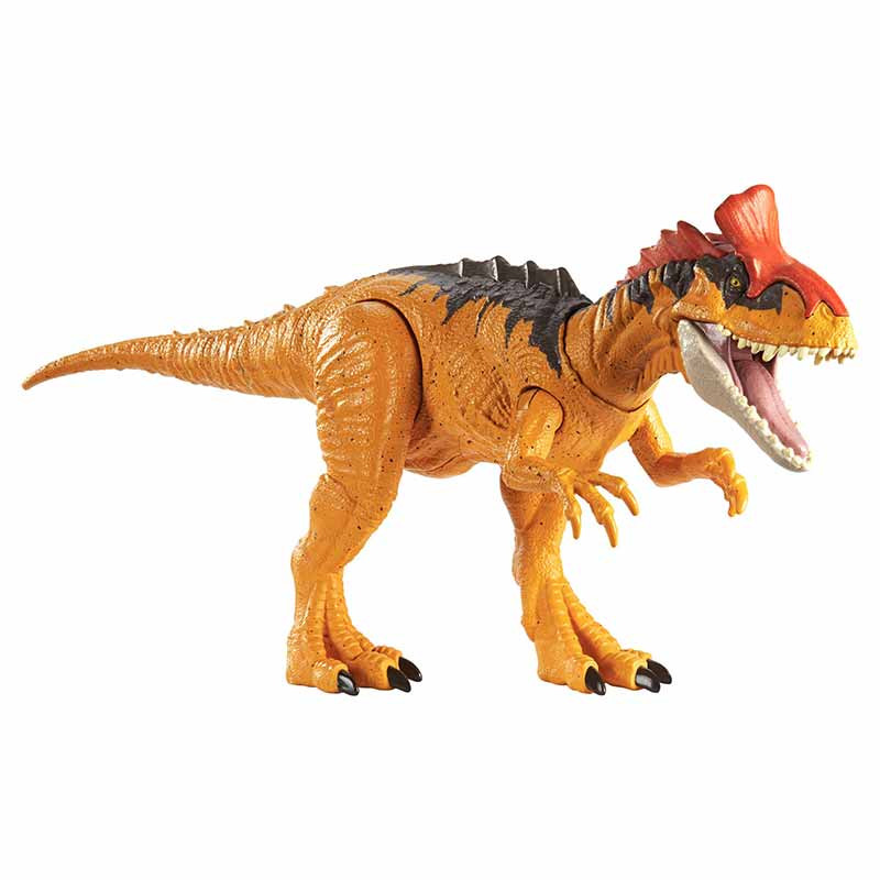 Jurassic World Cryolophosaurus total control