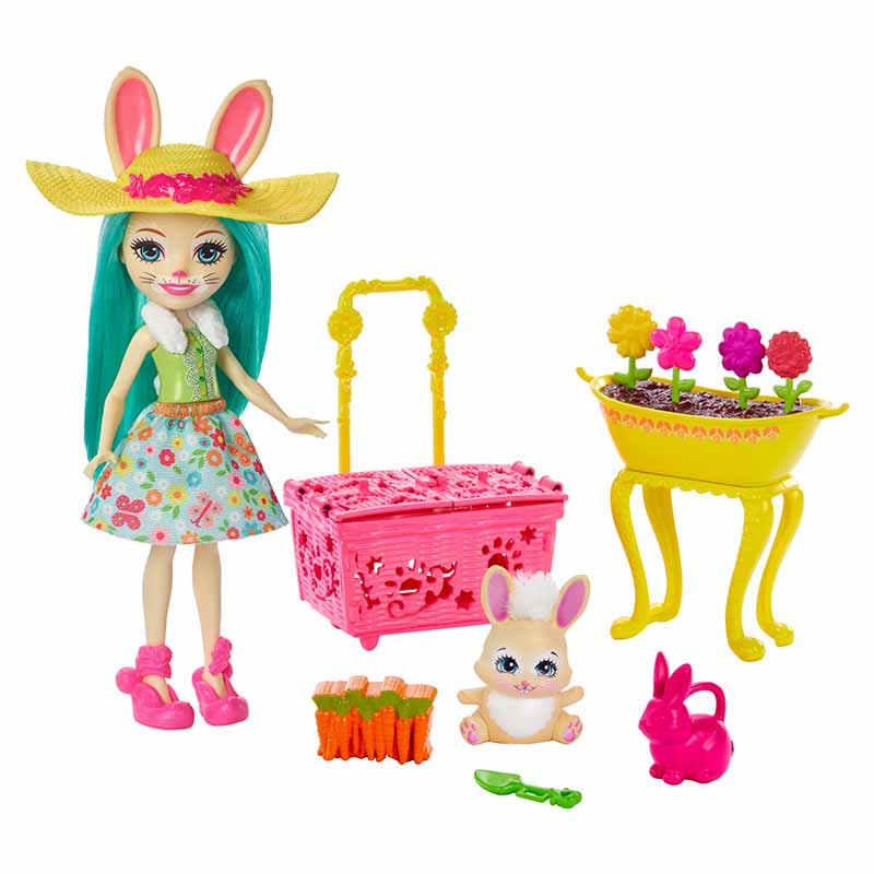 Enchantimals Bunny Easter