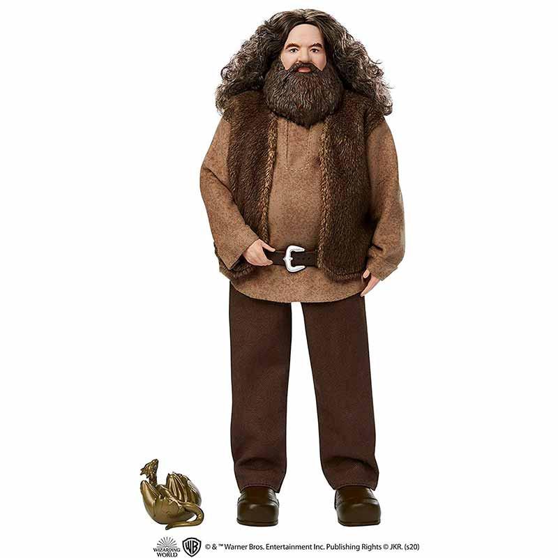 Harry Potter Boneco Rubeus Hagrid