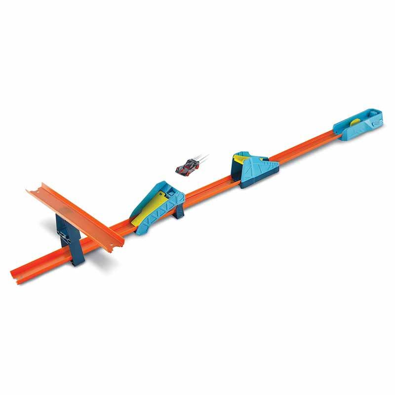 Hot Wheels Track Builder acessorios para saltos