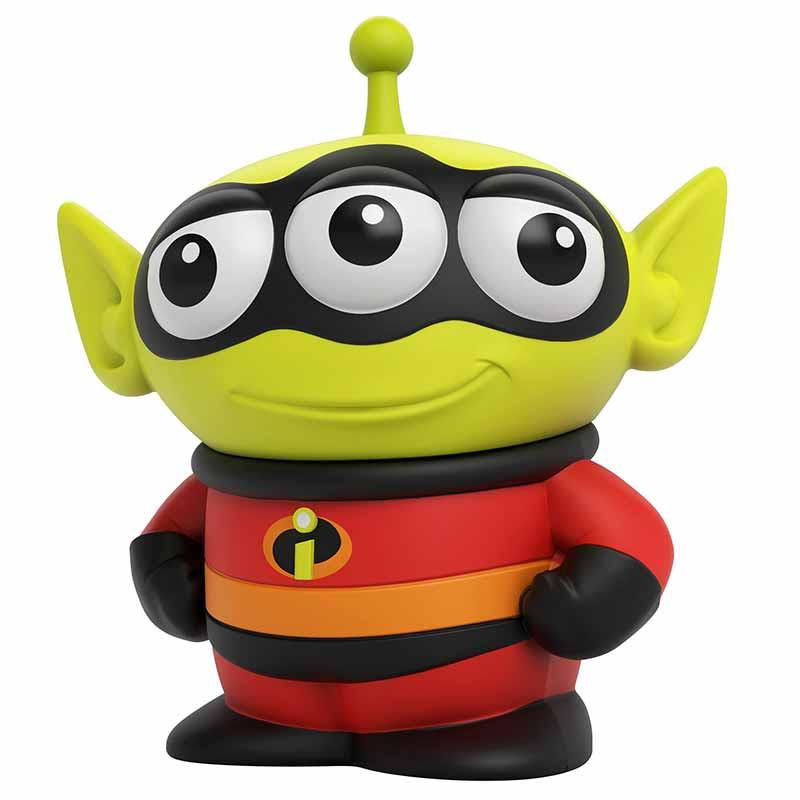 Figura colecionável extraterrestre Pixar Increible