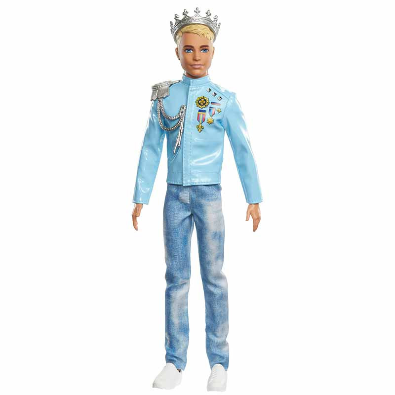 Barbie Ken príncipe de Princess Adventure