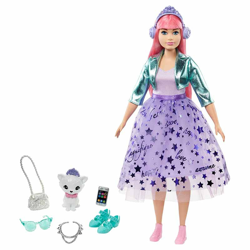 Barbie Princesa Princess Adventure