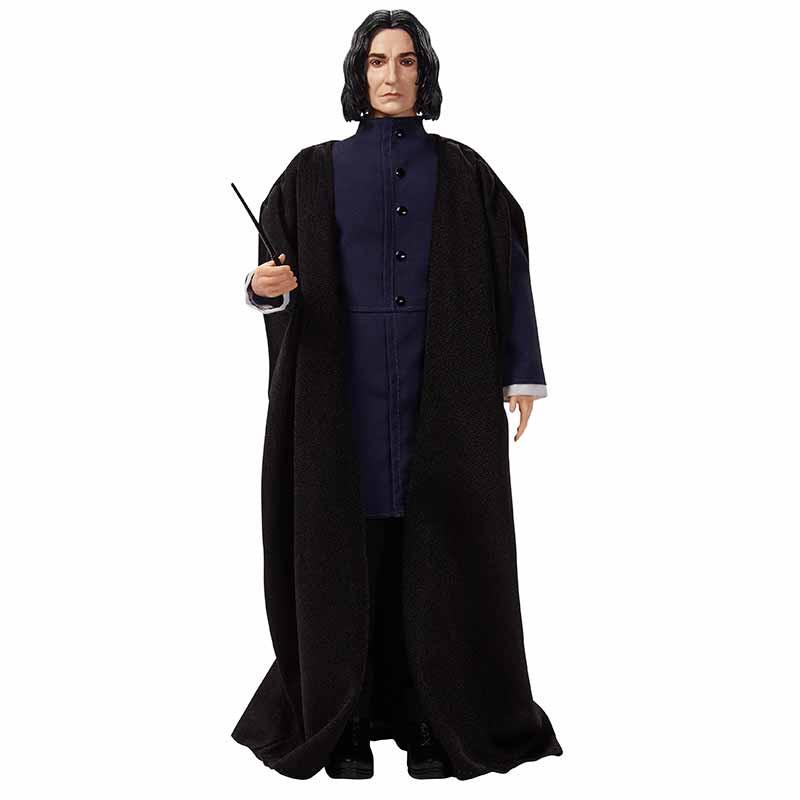 Professor Severus Snape articulado com varinha