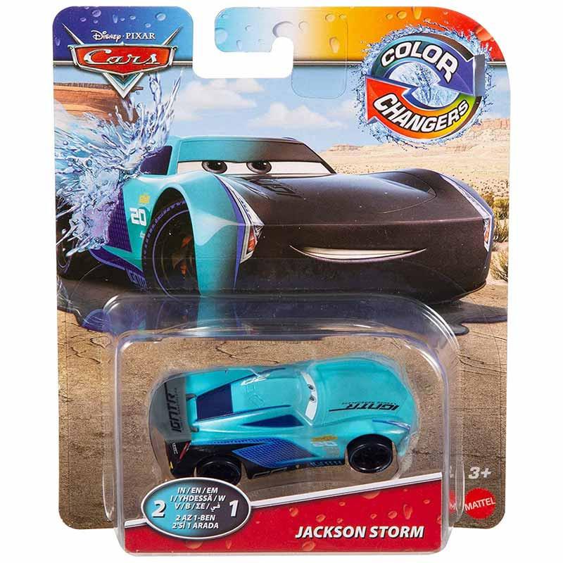 Cars color shifters - Jackson Storm