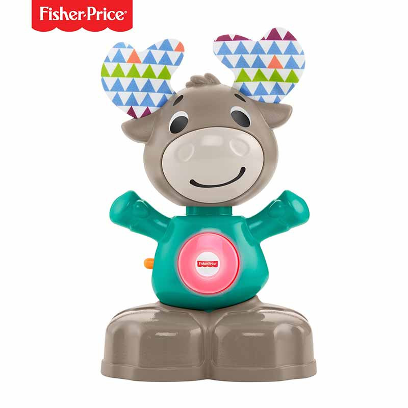 Fisher Price Alce Musical Linkimals