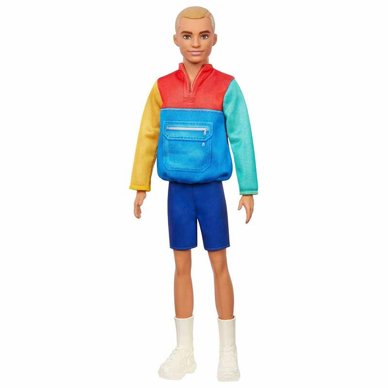 Barbie Ken Fashionistas doll 163