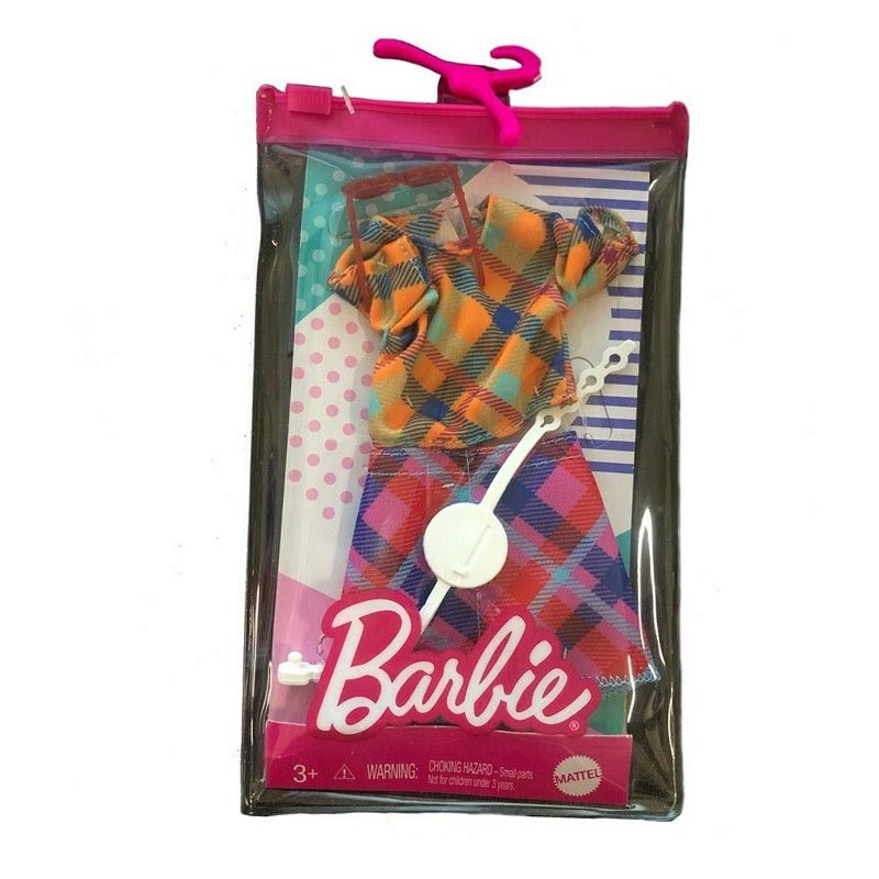 Barbie Look completo de moda