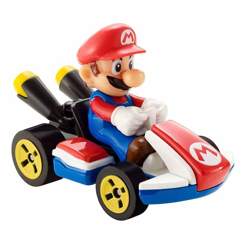 Hot WHeels carro Mario Wild Wing