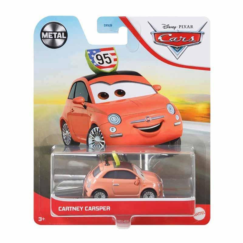 Disney Pixar Cars 3 Cartney Carsper