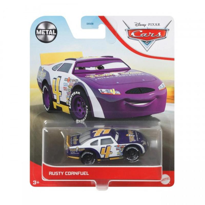 Disney Pixar Cars 3 Rusty Cornfuel