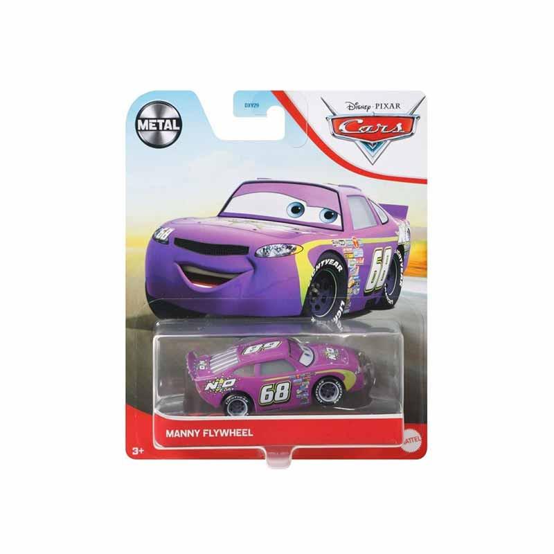 Disney Pixar Cars 3 Manny Flywheel