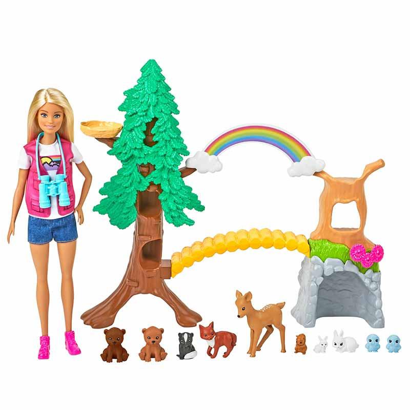 Boneca Barbie Exploradora