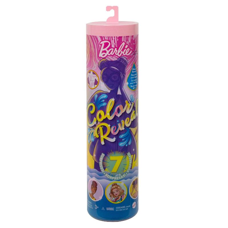 Barbie Color Reveal Areia e Sol
