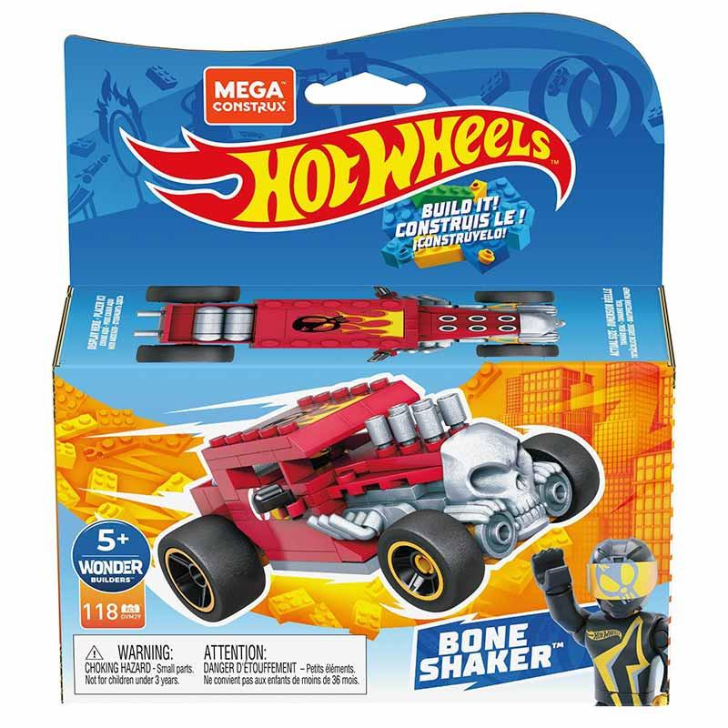 Mega Construx Carro de corridas Bone Sha