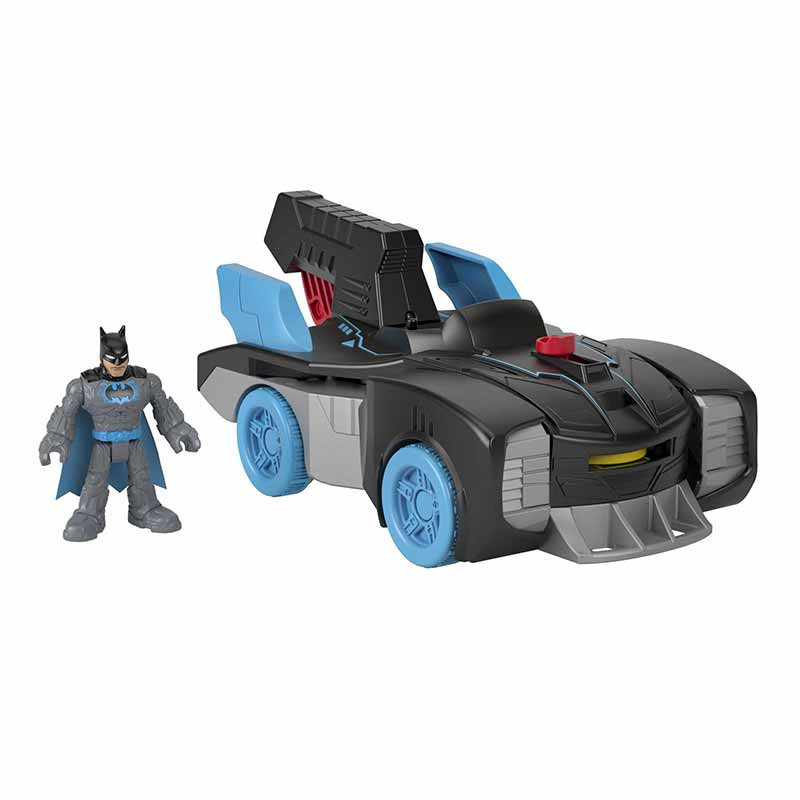 Imaginext DC batmóvil transformável com Batman