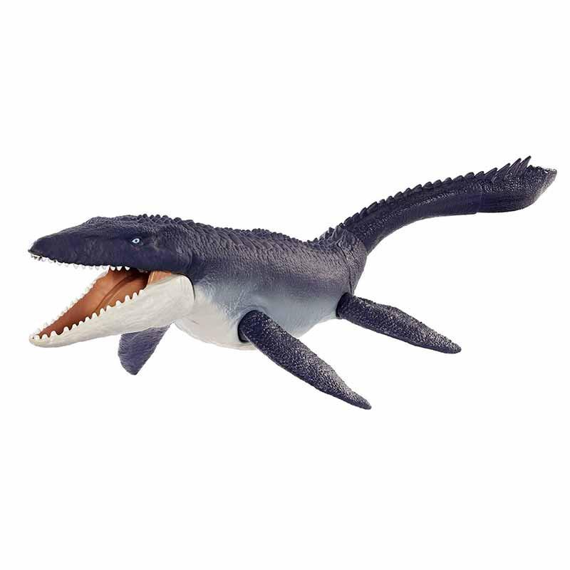 Jurassic World Mosasaurus defensor do oceano