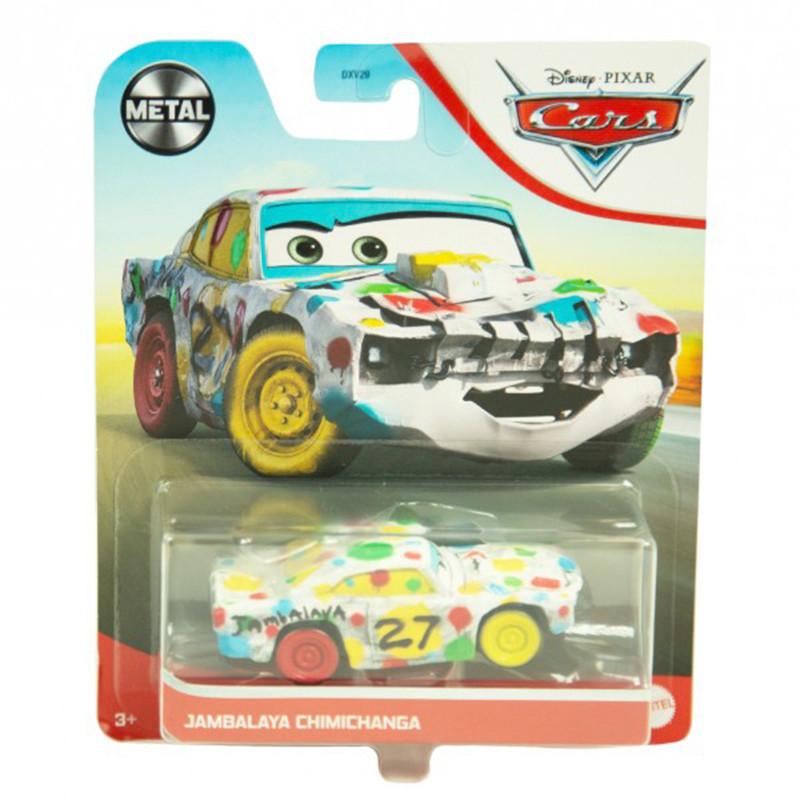 Disney Pixar Cars 3 Jambalaya