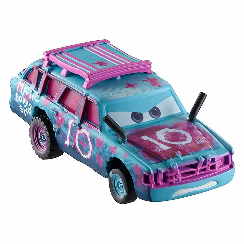 Disney Pixar Cars 3 Blind Spot