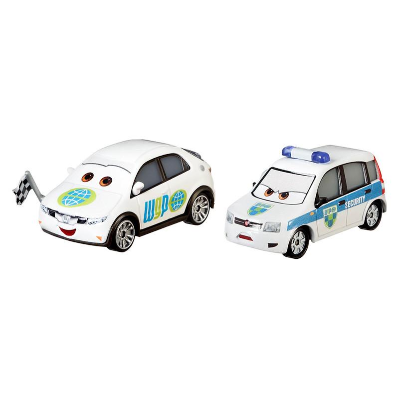 Cars Pack de 2 veículos Cars 3 Guard & Start
