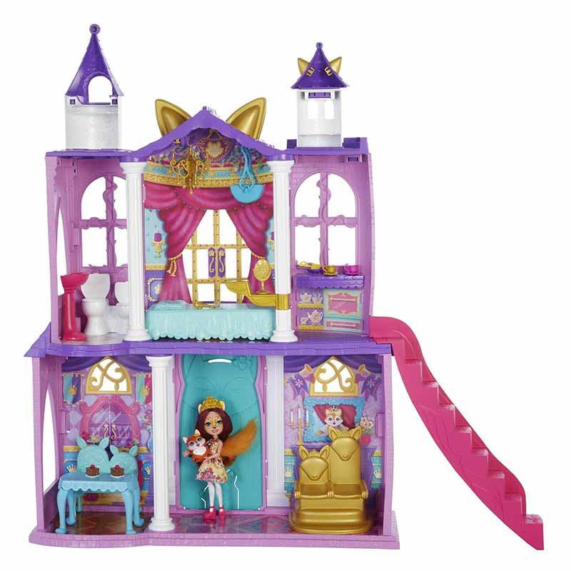 Royal Enchantimals castelo do baile real
