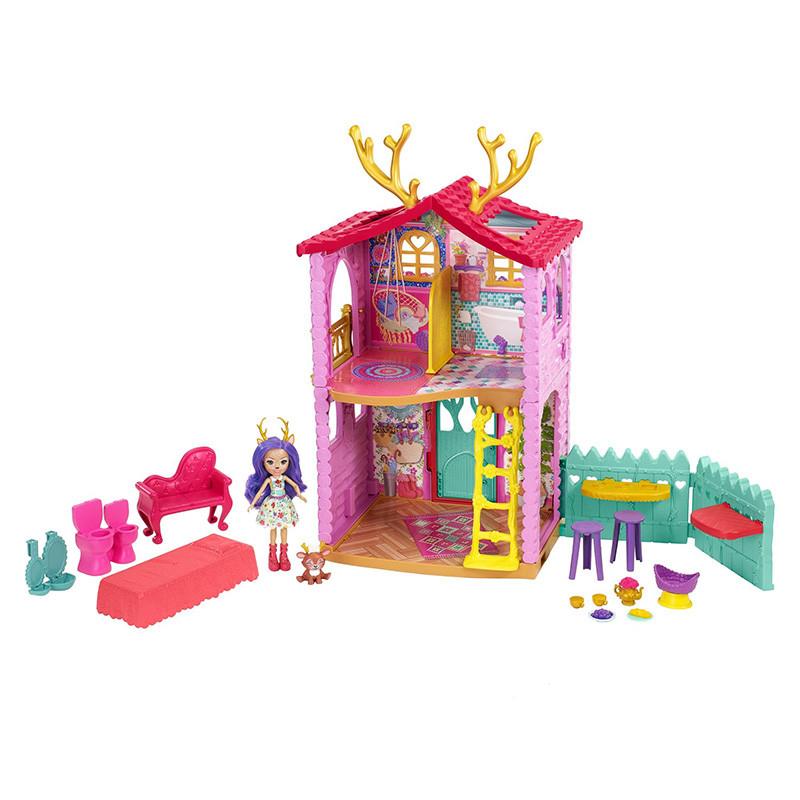Enchantimals casa veado de Danessa