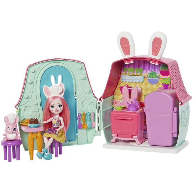 Enchantimals Casa Bunny