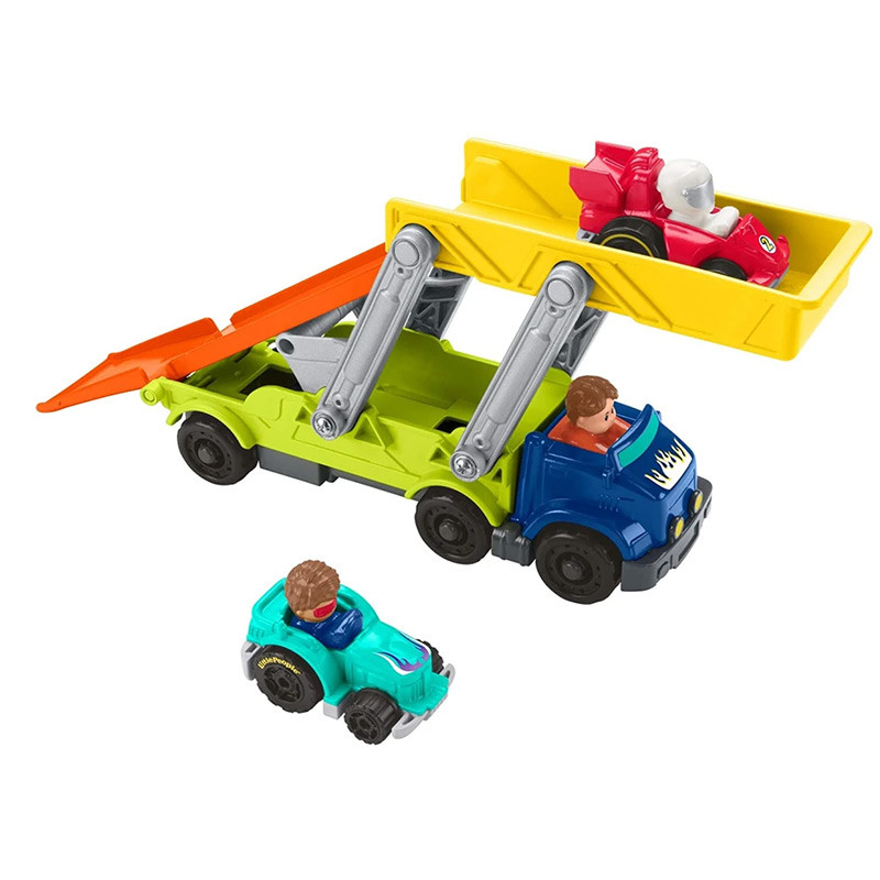 Little People camião Ramp'n Go