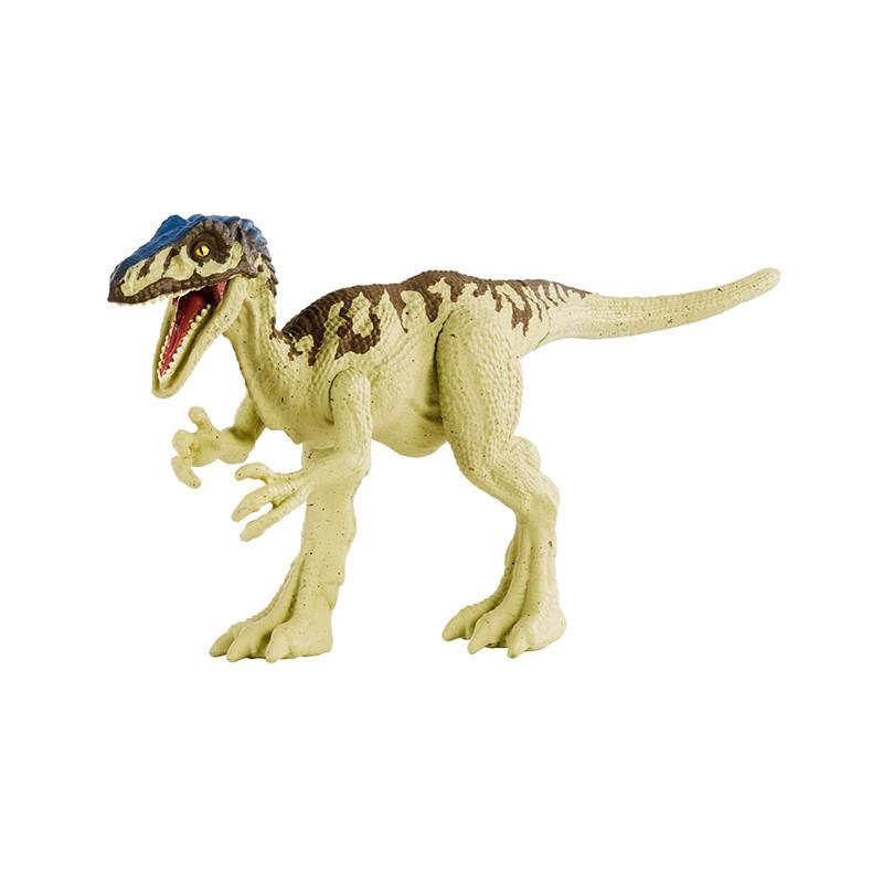 Jurassic World dinossauros de ataque Coelurus