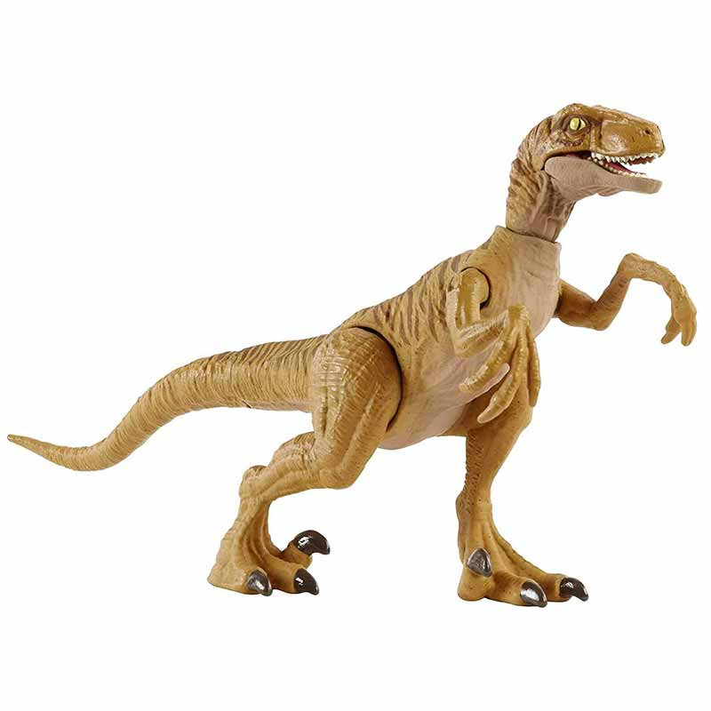 Jurassic World ataque Velociraptor Claw