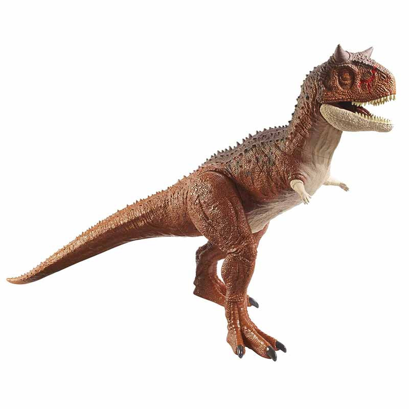 Jurassic World Carnotaurus super colossal