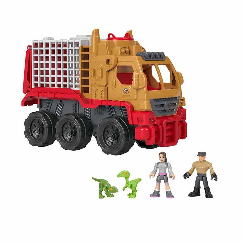 Imaginext Jurassic camião