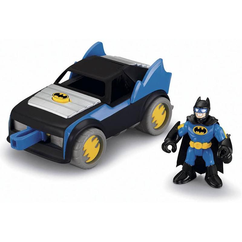 Imaginext Batmovil e figura Batman