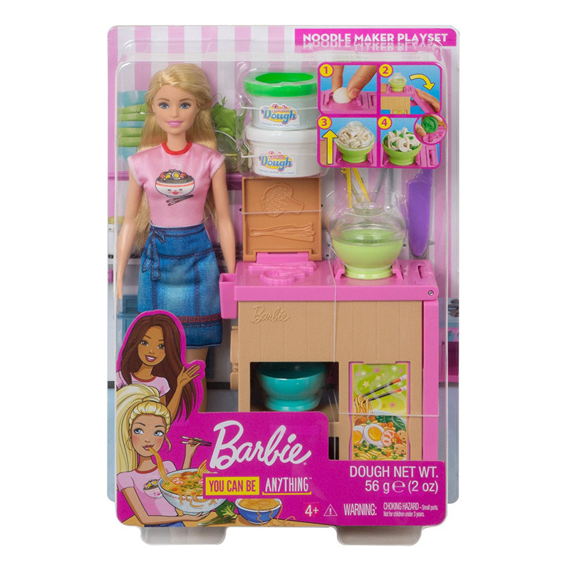 Barbie Restaurante Japonês Noodle Bar