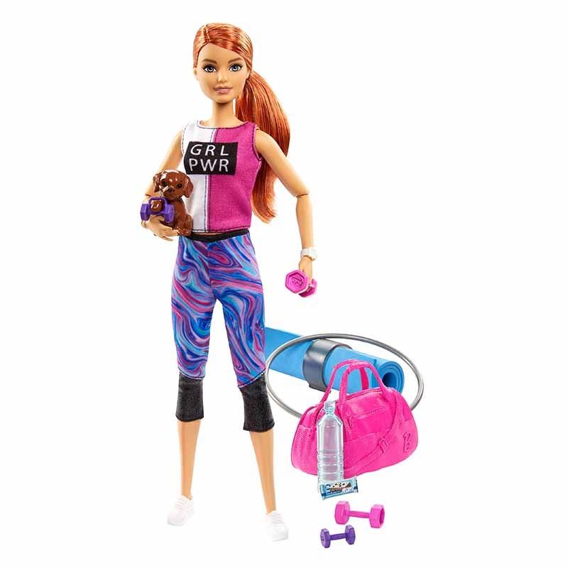 Barbie bem Estar Ginásio