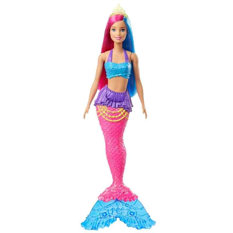 Barbie sereias Dreamtopia 1