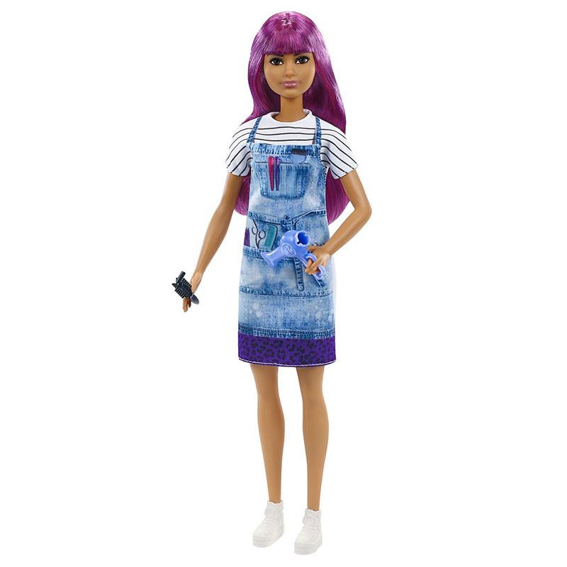 Barbie quero ser cabeleireira