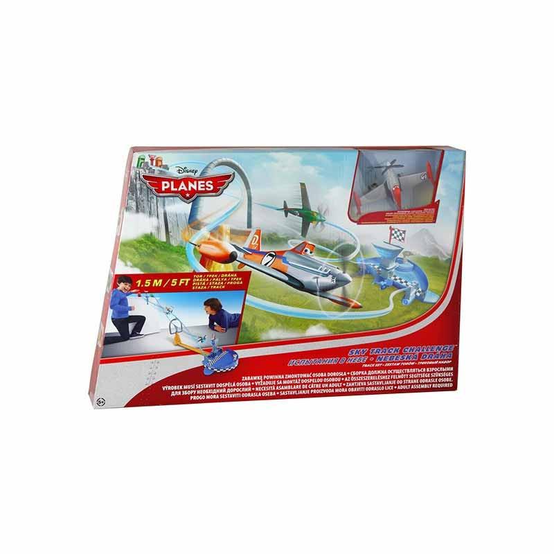 Mattel planes super pista de corridas aéreas