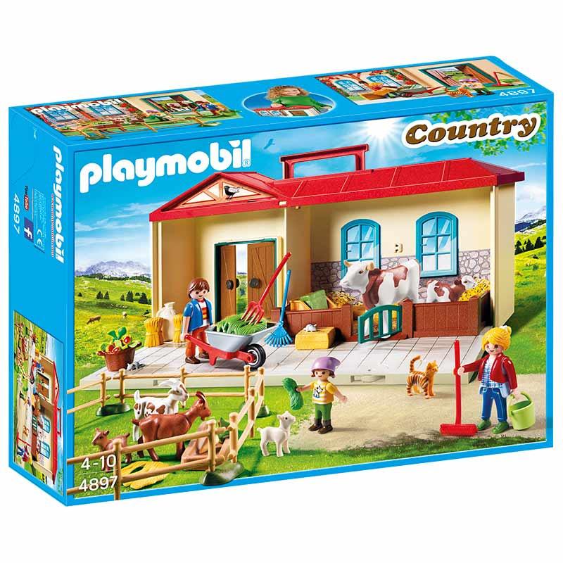 Playmobil Mala A Quinta