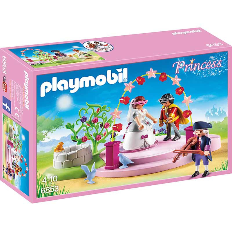 Playmobil Princess baile de máscaras