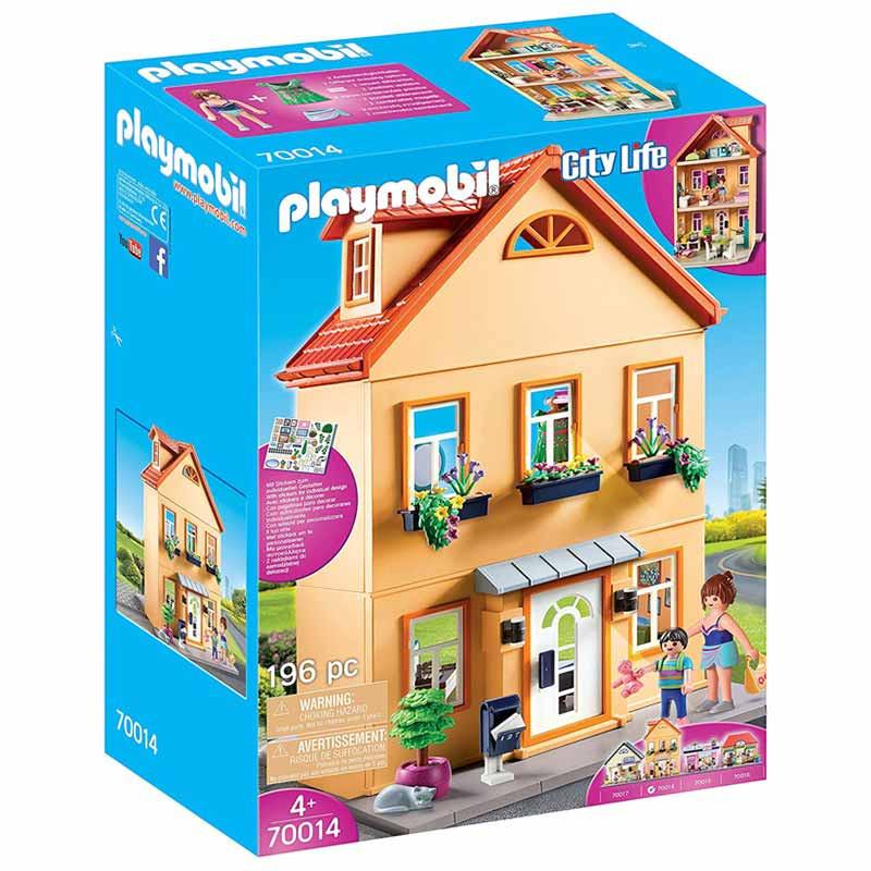Playmobil City Life A Minha casa da Cidade