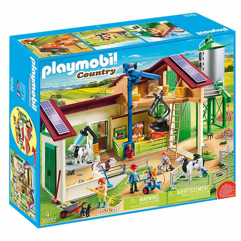 Playmobil Country Quinta com Silo