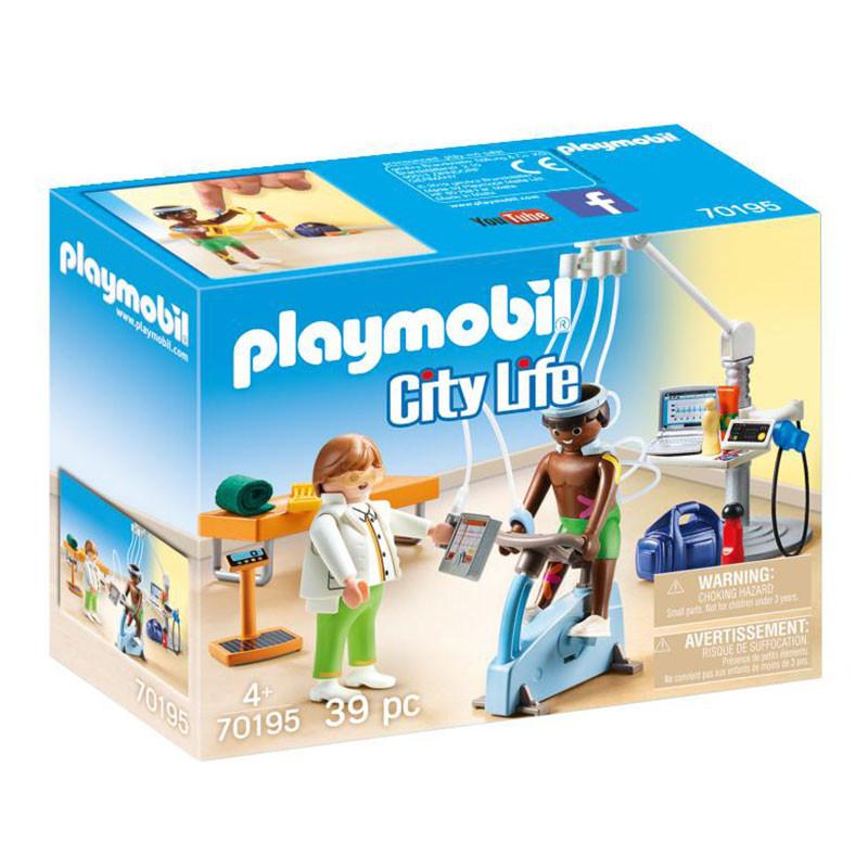 Playmobil City Life Fisioterapeuta