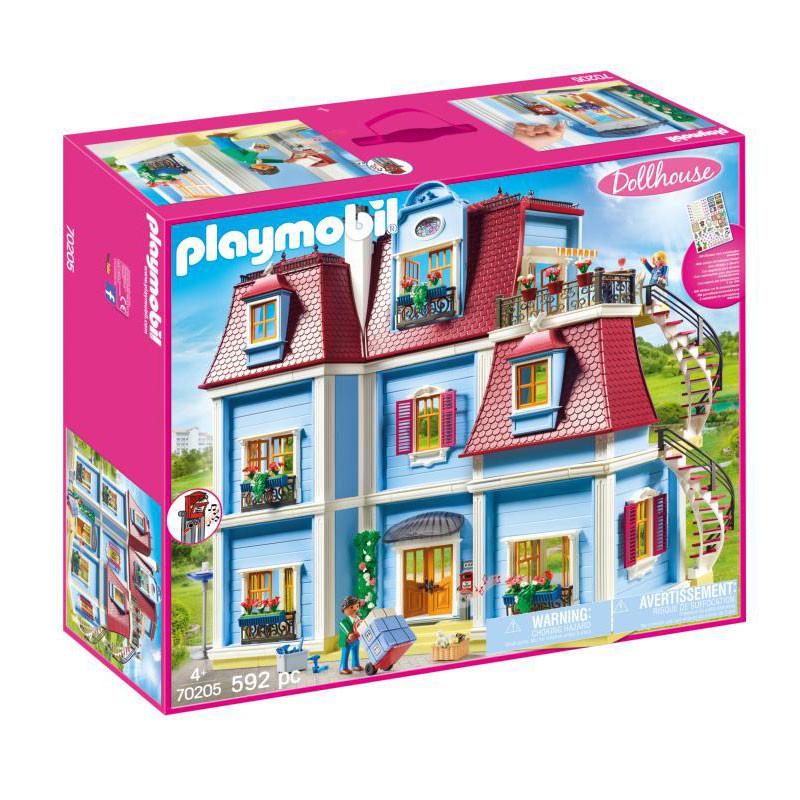 Playmobil Dollhouse Casa Grande das Bonecas