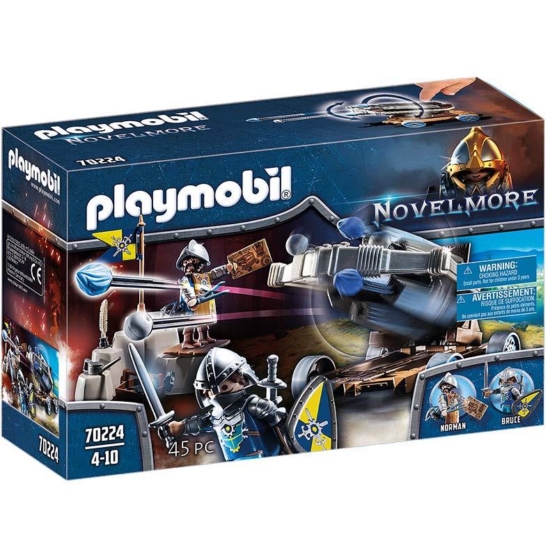 Playmobil Balista de Água de Novelmore