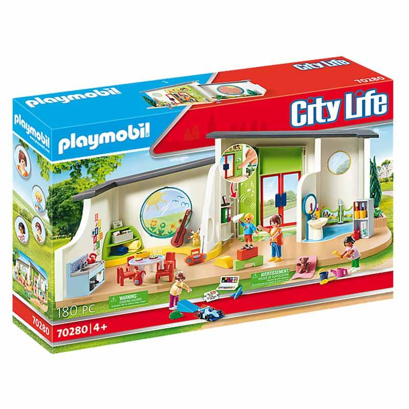 Playmobil City Life Infantário Arco-íris