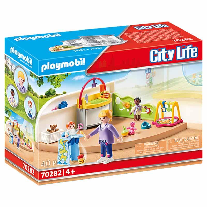Playmobil City Life Berçário