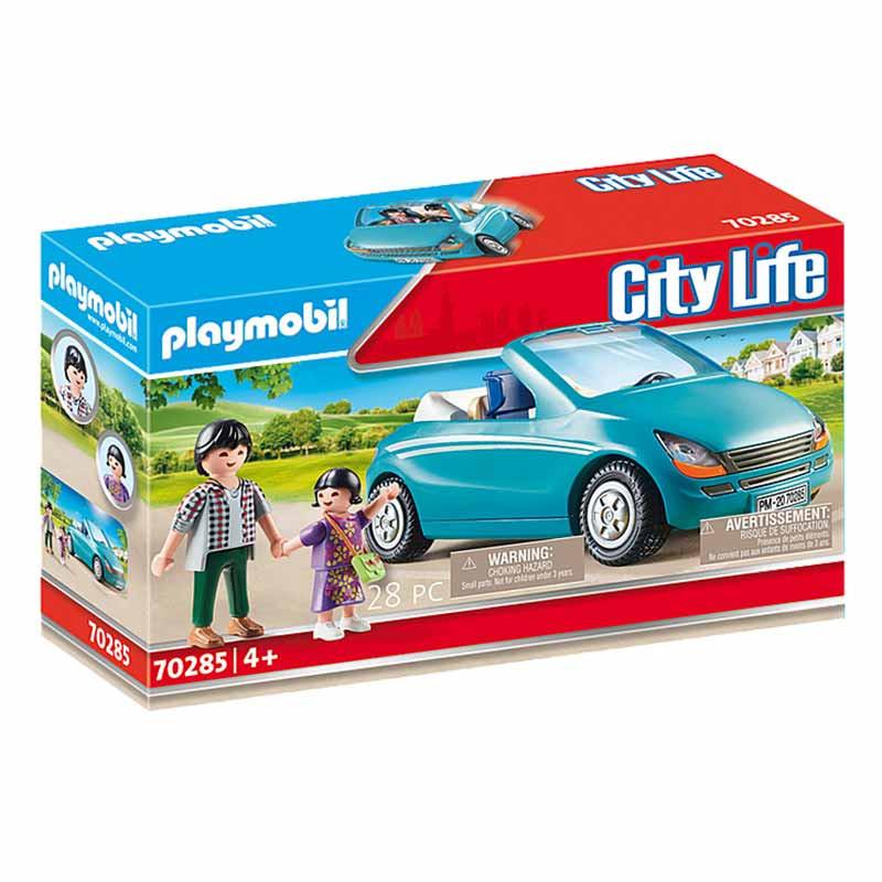 Playmobil City Life Família com Carro