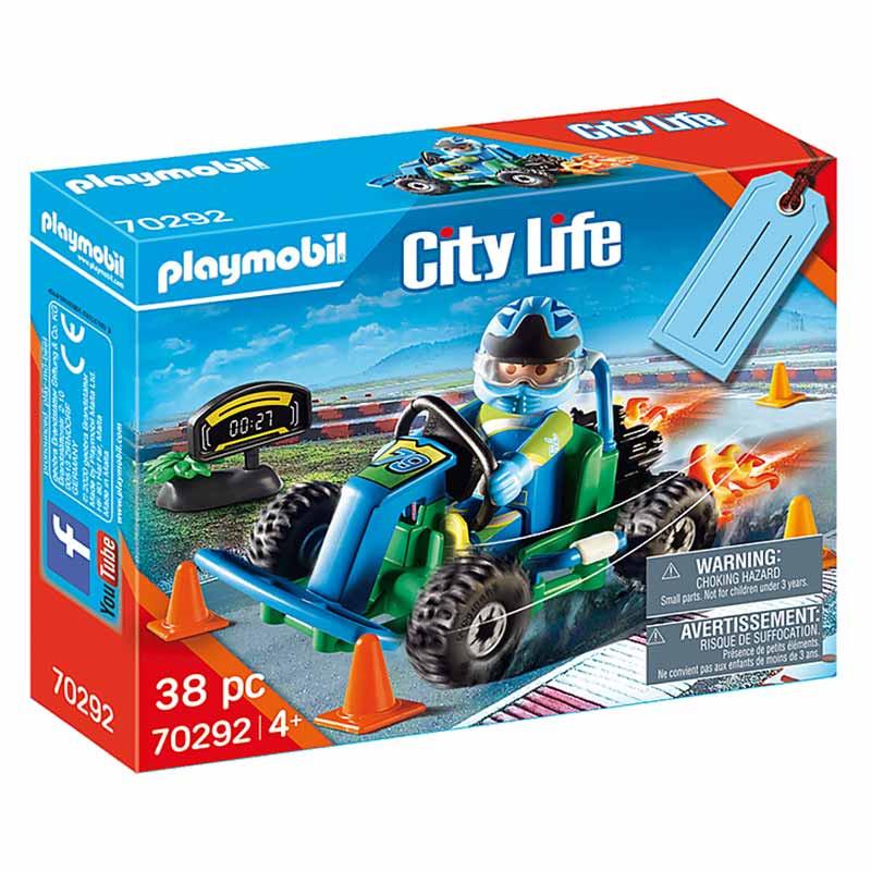 Playmobil Set de Kart