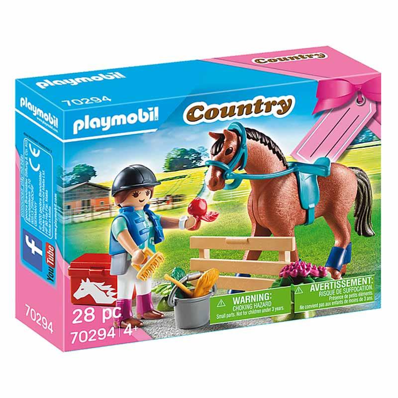Playmobil Set da Quinta de Cavalos